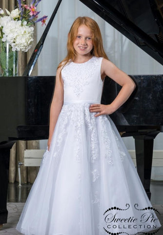 Girls First Communion Couture Dress 4053