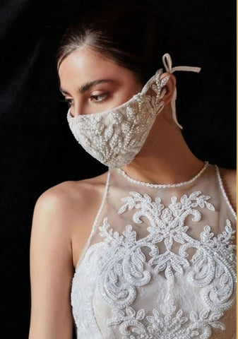 Bridal or Bridesmaid  Masks