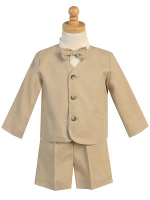 Boys Eton Suit with Shorts