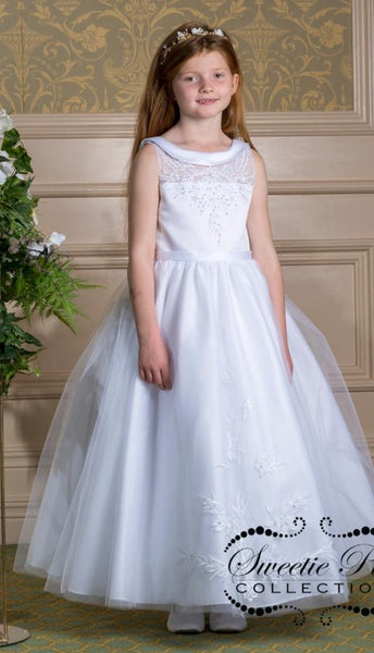 Girls First Communion Couture Dress Style 4032