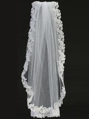 Communion Veil On Comb