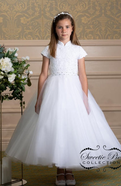 Girls First Communion Couture Dress 4033