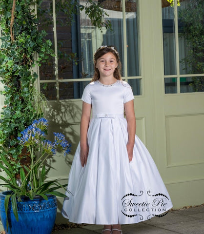 April Couture Collection First Communion Dress