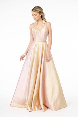 Sweetheart Neck A Line Shape Gown