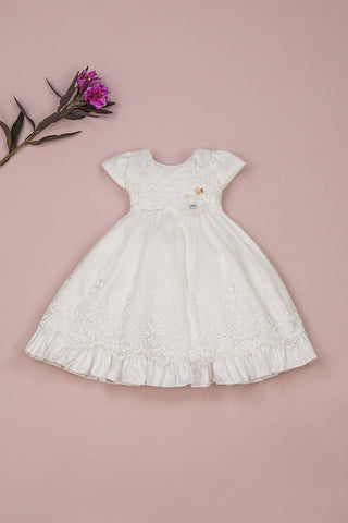 Brisa Toddler  Baptism or Special Occasion Dress