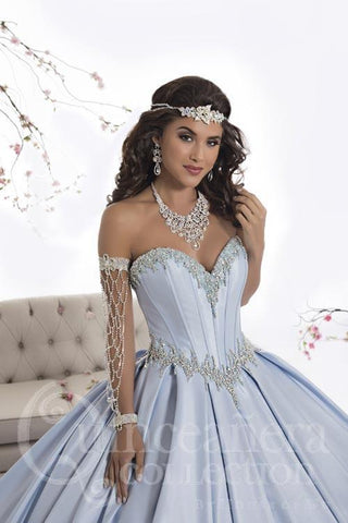 Quinceanera Collection 26874 Gown