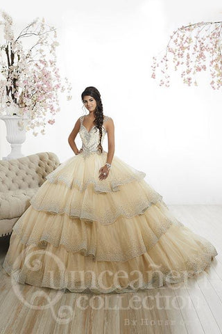 Quinceanera Collection 26880 Gown