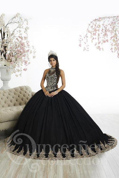 Quinceanera Collection 26881 Gown