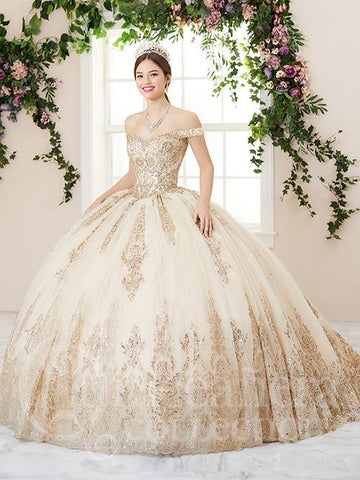 Quinceanera Style 26960 Ball Gown