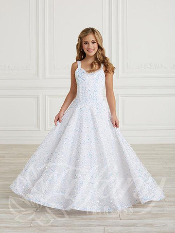 TIffany Princess Style 13625 Pageant Gown