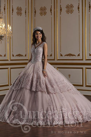 Quinceanera Collection 26927 Gown