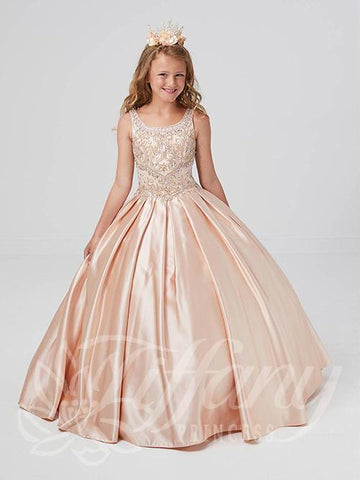 Tiffany Princess Style 13591 Pageant Gown