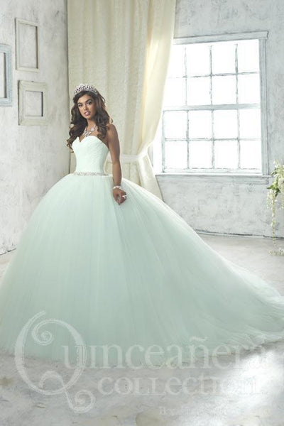 Quinceanera Collection 26849 Gown