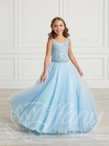 TIffany Princess Style 13626 Pageant Gown