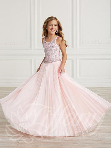 Tiffany Princess Style 13630 Pageant Gown