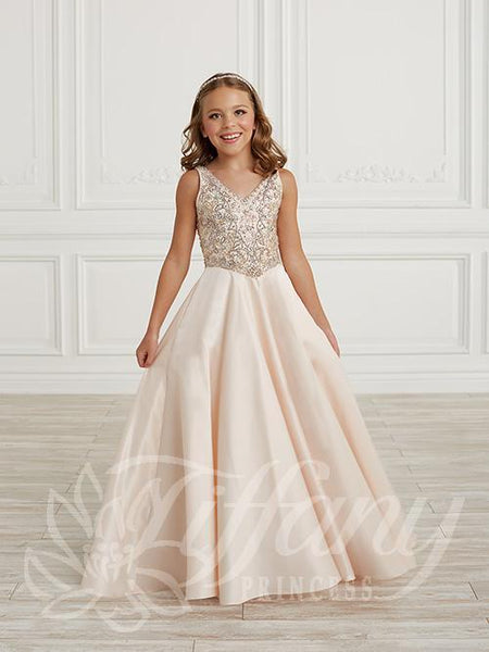 Tiffany Princess Style 13629 Pageant Gown