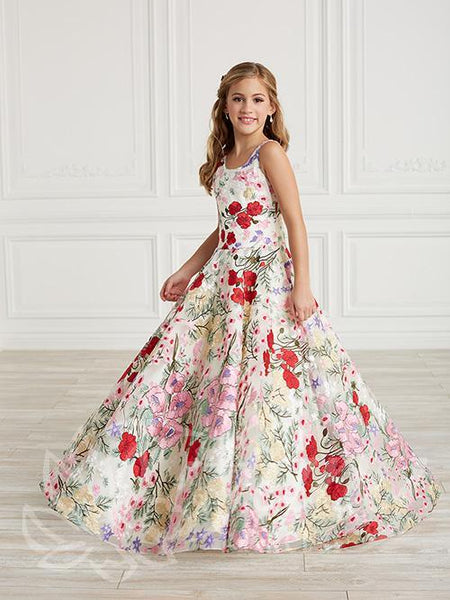 Tiffany Princess 13631 Pageant Gown