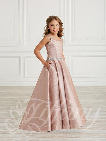 Tiffany Princess Style 13632 Pageant Gown
