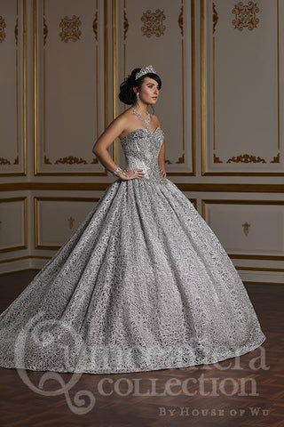 Quinceanera Collection 26928 Gown