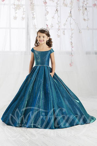 Tiffany Princess Style 13556 Pageant Gown