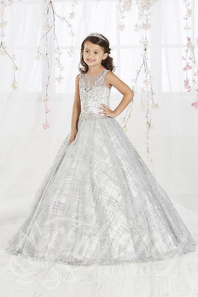 TIffany Princess Style 13553 Pageant Gown