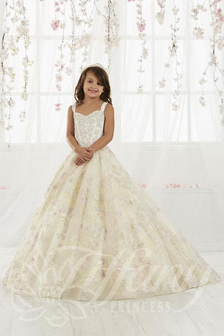 TIffany Princess Style 13552 Pageant Gown