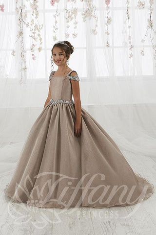 Tiffany Princess Style 13551 Pageant Gown