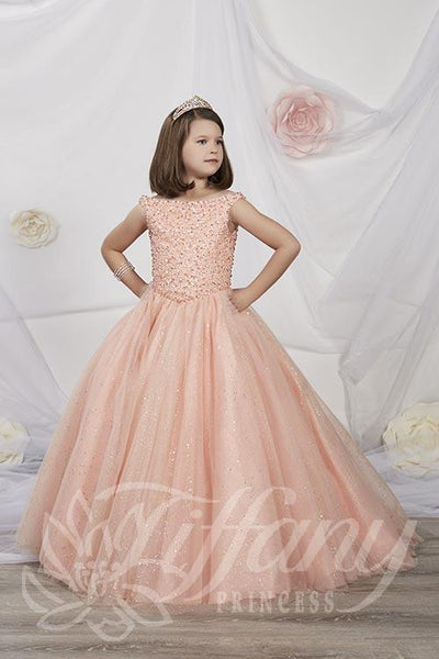 TIffany Princess Style 13547 Pageant Gown