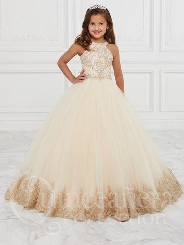 Girls Tiffany Princess Style 26881 Little Sister Pageant Gown