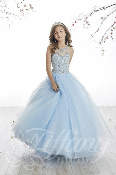 Tiffany Princess Style 13514 Pageant Gown