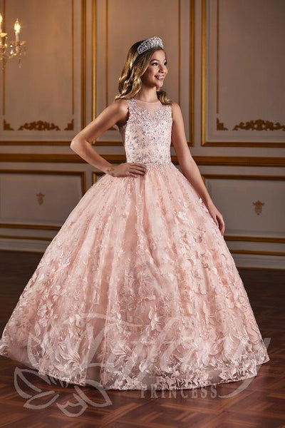 Tiffany Princess 13578 Pageant Gown