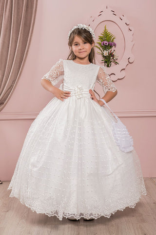 Yoli First Communion Dress