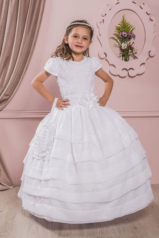 Gloria First Communion Dress