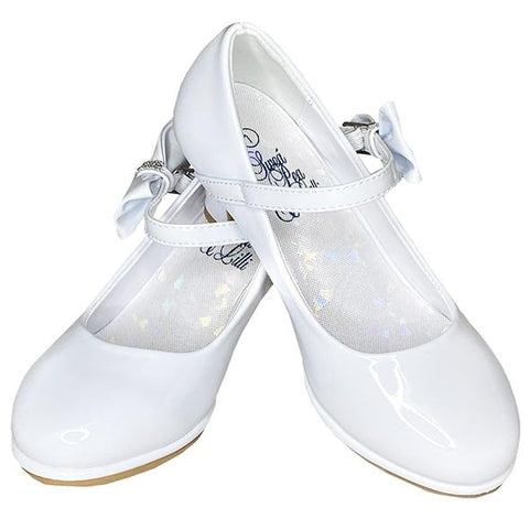 Girls Pearl Shoes