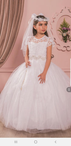 Suri First Communion Dress