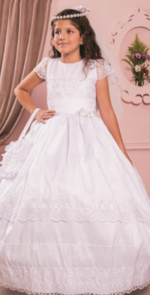 Zay First Communion Dress