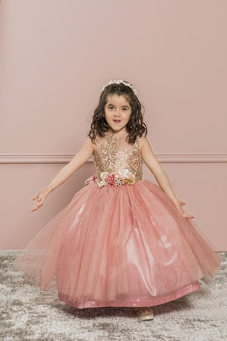 Tami Flower Girls Dress