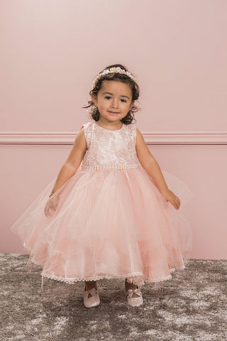 Telma Toddler Special Occasion Dress