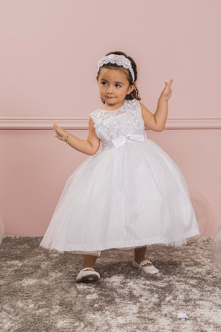 Karen Toddler Christening or Special Occasion Dress