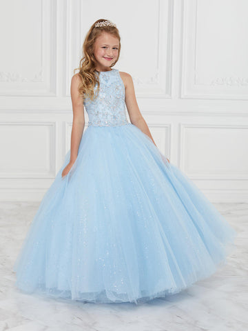 Tiffany Princess 13595 Pageant Gown