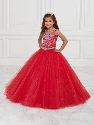 Tiffany Princess 13597 Pageant Gown
