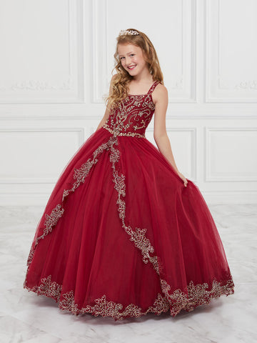 Tiffany Princess 13600 Pageant Gown