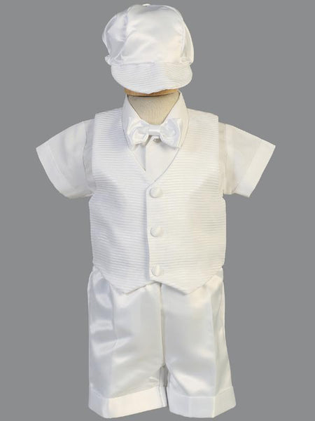 Aiden Organza Christening Outfit