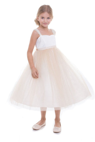 Serenity Flower Girl Dress