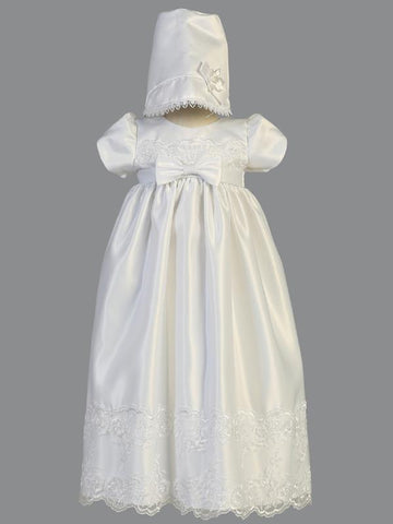 Girls Cathy Christening Gown