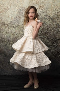 GIRLS ATHENA DRESS