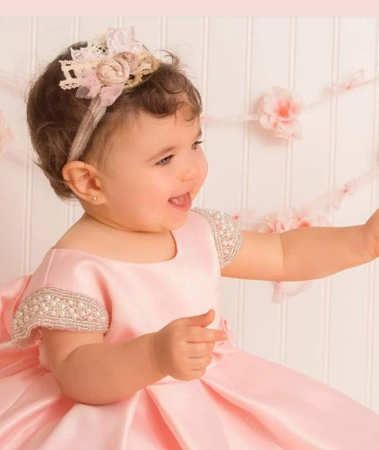 Infant Elsie Flower Girl Dress
