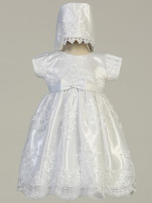 Harlow Baptism Dress