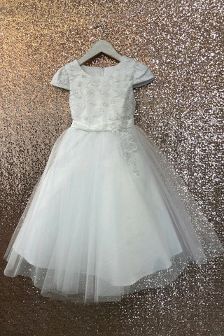 Girls Jasmine Christening Gown