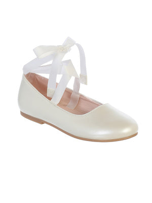 Girls Mary Jane Ballerina Shoe